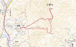 GPSトラックデーター三岳山.png